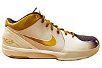 Nike Zoom Kobe IV (4) MLK Day/ Gold Mamba Edition