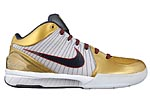 Nike Zoom Kobe IV (4) Gold Medal Game