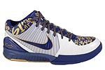 Nike Zoom Kobe IV (4) finals/ 61 pts, home