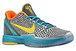 Nike Zoom Kobe VI (6) Glass Blue/ Helicopter