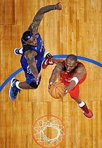 Kobe Bryant All Star Game 2011 dunk over LBJ