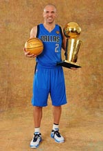 jason Kidd - nba finals gold
