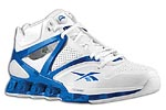 Reebok Pump Omni Hex ride profile
