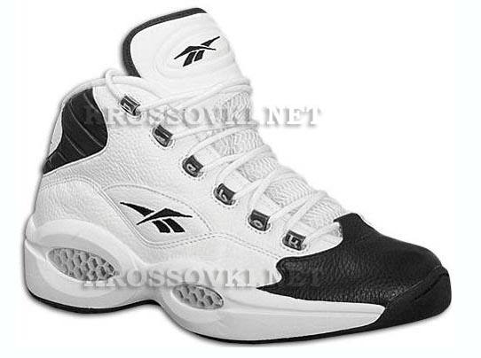 Reebok The Question Mid front · Reebok The Question · Reebok The Question 2ddba42c3e497