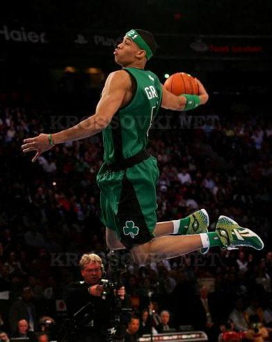 Gerald green dunk nets