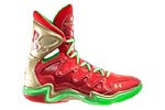 Under Armour Micro G Charge BB Christmas