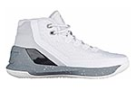 Under Armour Curry 3 Christmas white