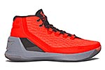 Under Armour Curry 3 Red hot Santa