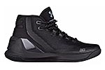Under Armour Curry 3 blackout