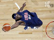 LeBron James USA olympic team