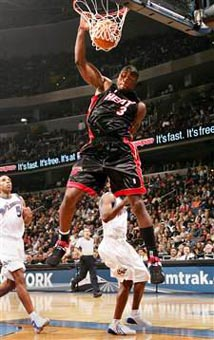 wade great dunk