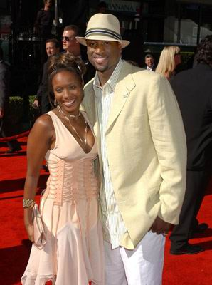 wade with wife