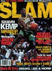Kemp cover of the Slam magazine