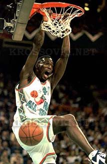 Shawn Kemp all star dunk